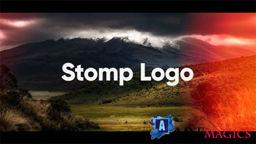 Stomp Logo - Project for After Effects (Videohive)