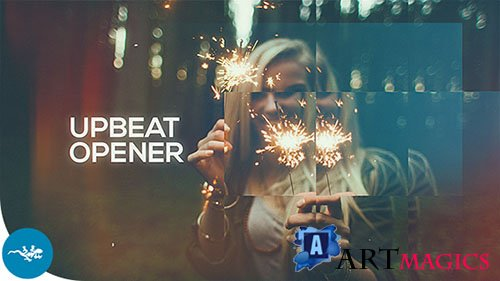 Upbeat Opener 20043364 - Project for After Effects (Videohive)