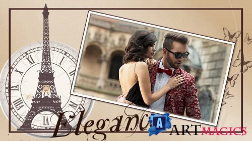 Elegant Wedding - Проект ProShow Producer
