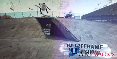 Freeze Frame Videoshow - Project for After Effects (Videohive)
