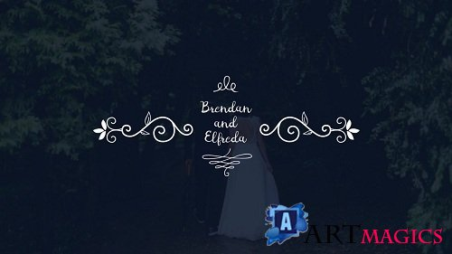 Wedding Titles 39499 - After Effects Templates