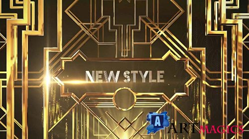 Luxury Title 15096539 - Project for After Effects (Videohive)