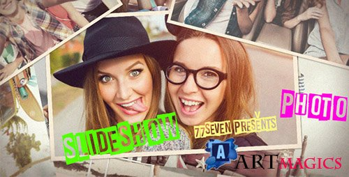Photo Slide Show 19898237 - Project for After Effects (Videohive)
