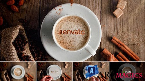 Coffee Opener - Project for After Effects (Videohive)