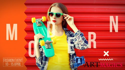 Fashion Event Opener - Project for After Effects (Videohive)