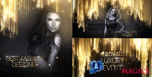 Luxury Event 20288234 - Project for After Effects (Videohive)