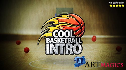 Cool Basketball Intro 19932032 - Project for After Effects (Videohive)