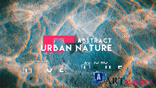 Abstract Urban Slide - Project for After Effects (Videohive)