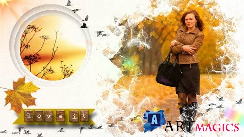 Проект ProShow Producer - Autumnal Slideshow