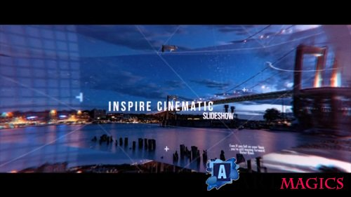 Inspire Cinematic Slideshow 45729 - After Effects Templates