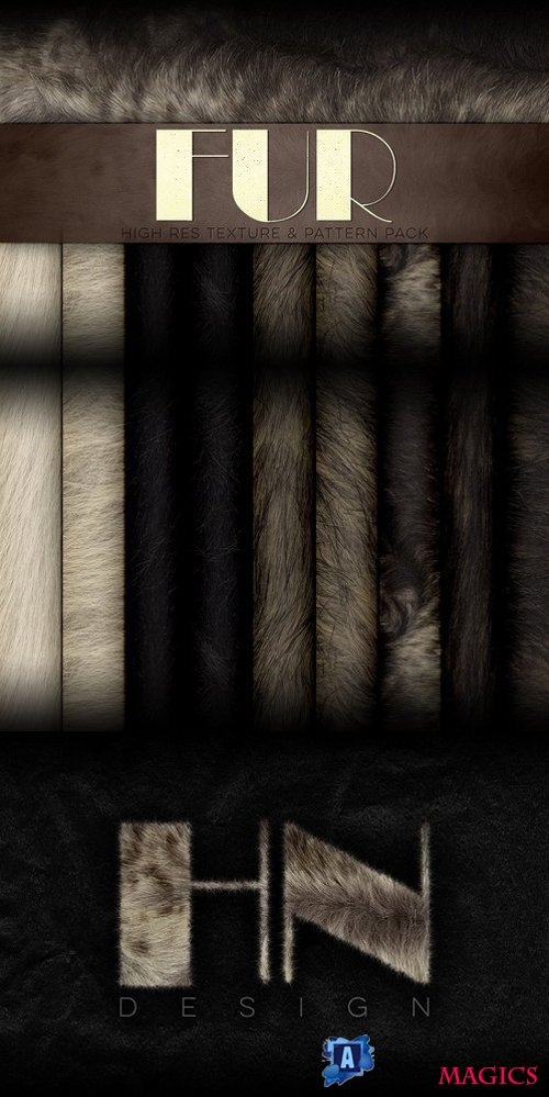 Fur Texture & Pattern Pack 1808436