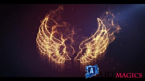 Cinematic Particle Logo 44182 - After Effects Templates
