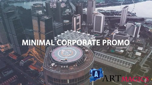 Minimal Corporate Promo 44030 - After Effects Templates
