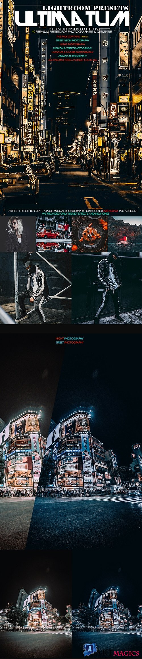 Ultimatum Lightroom Presets 20663166