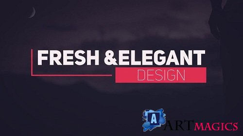 Minimal Creative Titles - After Effects Templates