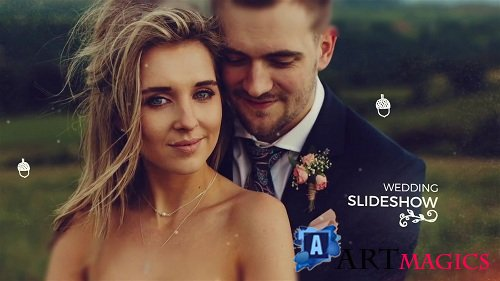 Wedding Slideshow - After Effects Templates