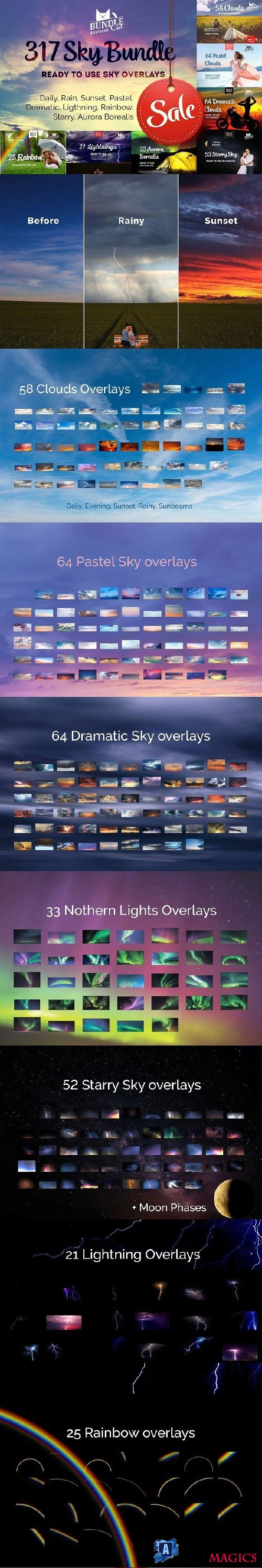 317 Sky Overlays BUNDLE - 1956232