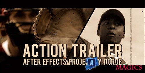 Action Trailer 1561640 - Project for After Effects (Videohive)