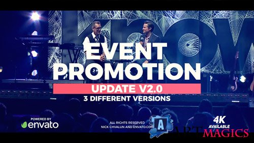 Event Promo 20579477 - Project for After Effects (Videohive)