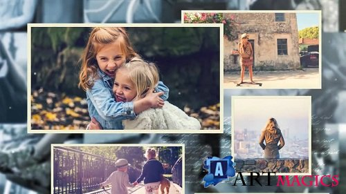 Inspiring Photo Gallery 51145 - After Effects Templates