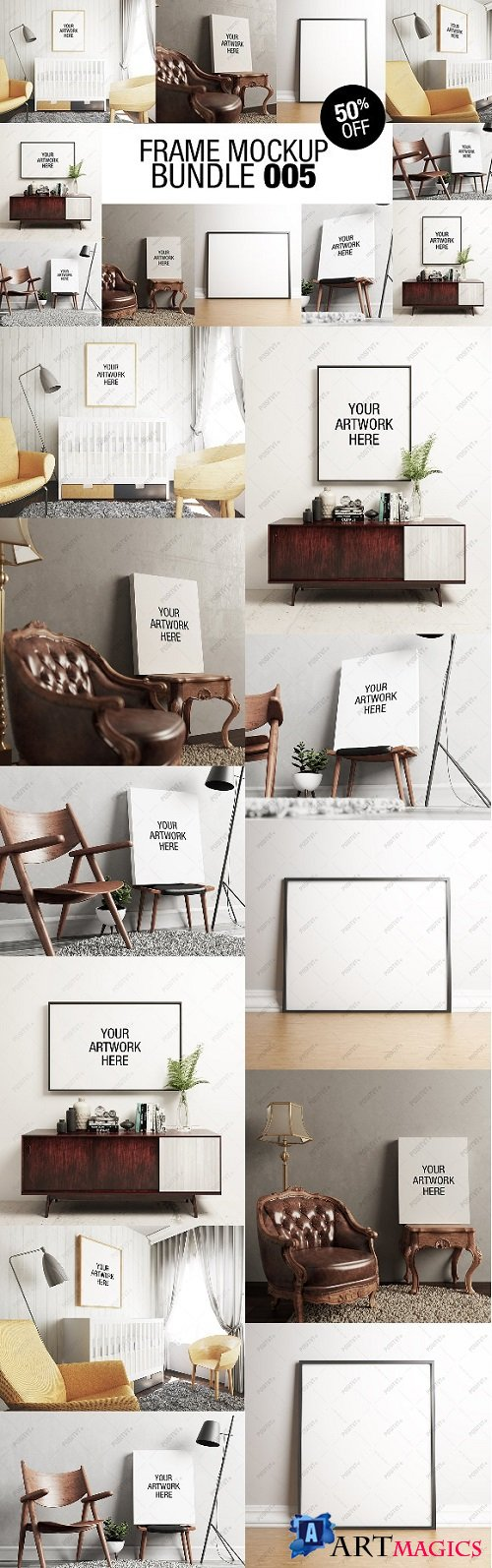 Frame Mockup Bundle 005 1647222