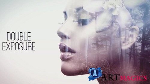 Double Exposure Parallax Titles 2100428 - After Effects Templates