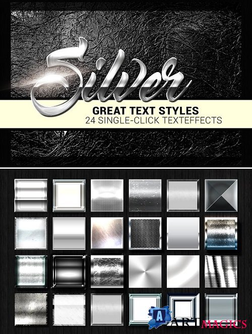 24 Styles - Silver Collection 1996535