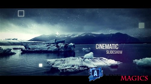 Abstract Parallax Slideshow 56110 - After Effects Templates