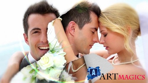 Torn Slideshow 58154 - After Effects Templates