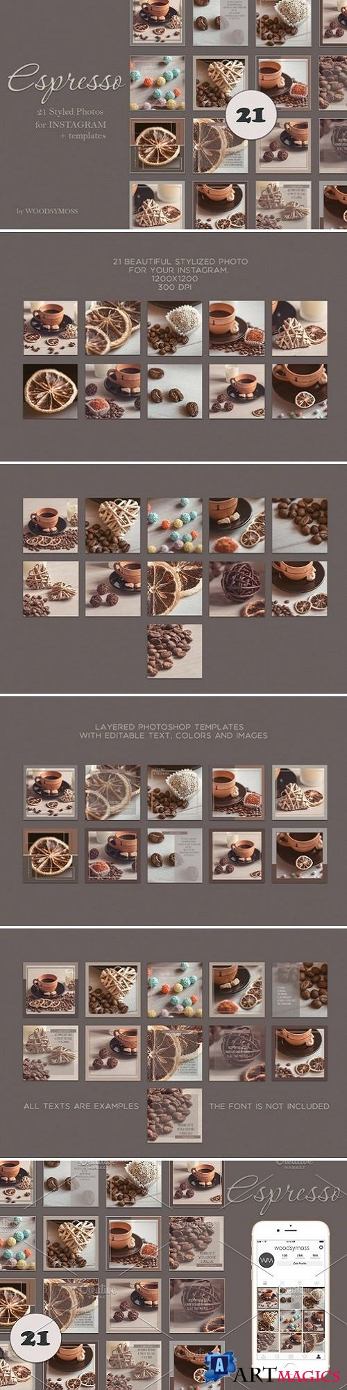 """Espresso"" Photos + templates 2227515"