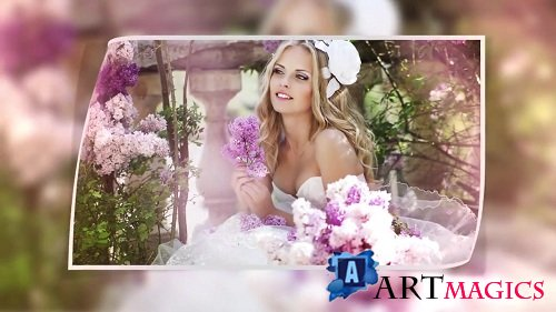 Wedding Slideshow 65356 - After Effects Templates