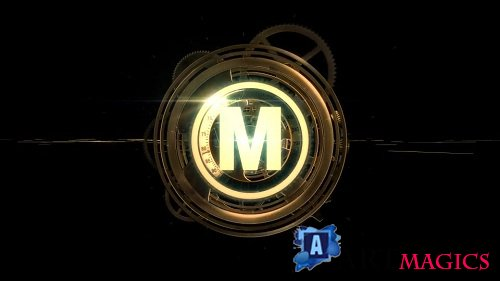 Mechanica Logo 59477 - After Effects Templates