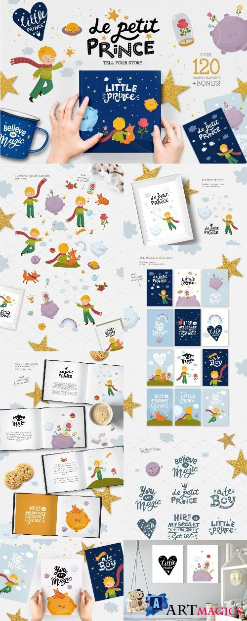 Little Prince Book Creator - 2268986