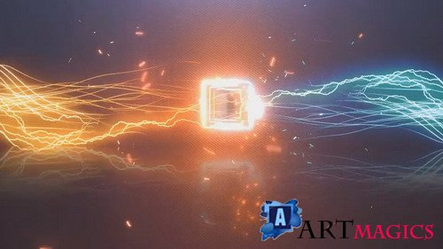 Energy Centre - Project for After Effects (Videohive)