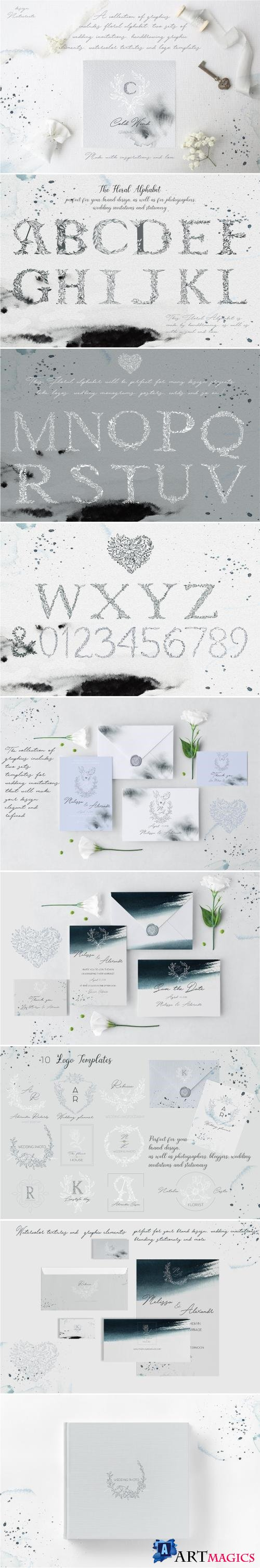 Cold Wind-Graphic Set - 2046309