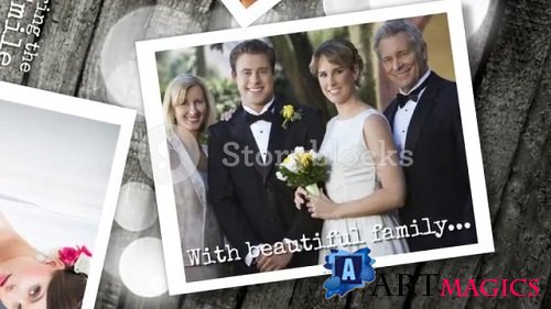 Our Life Story Wedding Slideshow Template - After Effects Templates