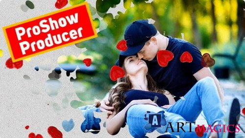 Проект ProShow Producer - Love Slideshow