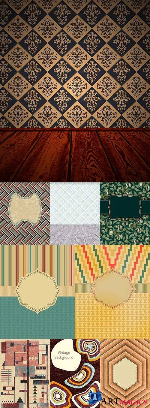 Vintage backgrounds decorative pattern