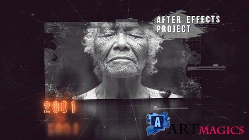 History Slideshow 65734 - After Effects Templates