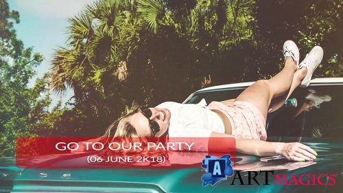 Active Summer Opener 82757 - After Effects Templates