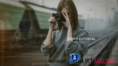 Modern Cinematic Slideshow 4K 75443 - After Effects Templates