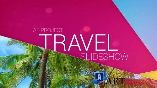Travel Slideshow 78832 - After Effects Templates