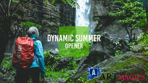 Dynamic Travel Slideshow 83227 - After Effects Templates