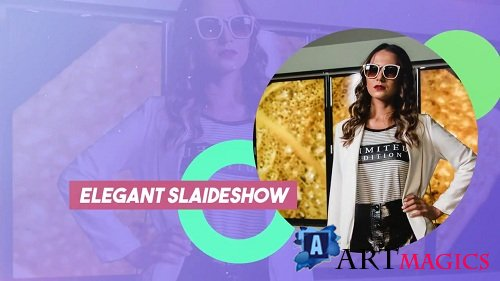 Elegant Slideshow 84281 - After Effects Templates
