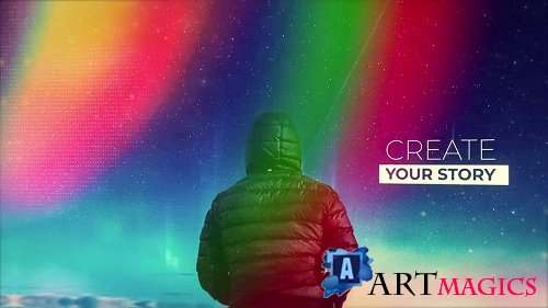 Abstract Cinematic Slideshow 23 - After Effects Templates
