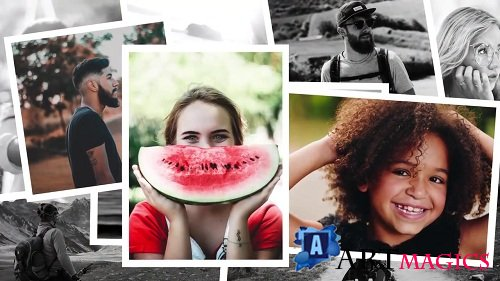 Photo Gallery 98602 - After Effects Templates