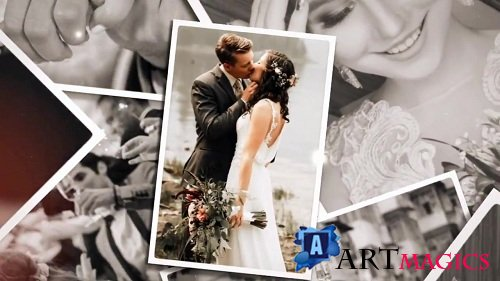 Wedding Photos 93658 - After Effects Templates