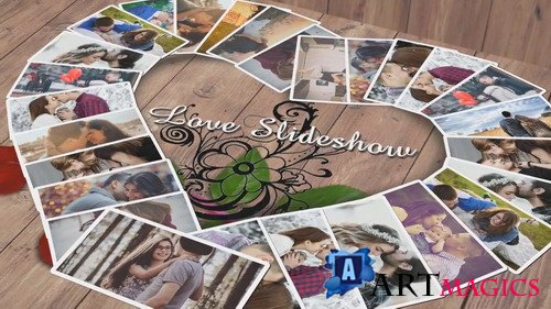 Проект ProShow Producer - Love Slideshow PT