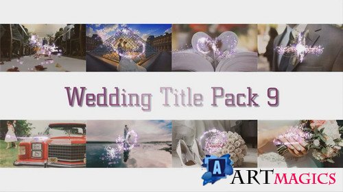 Проект ProShow Producer - Wedding Title Pack 9
