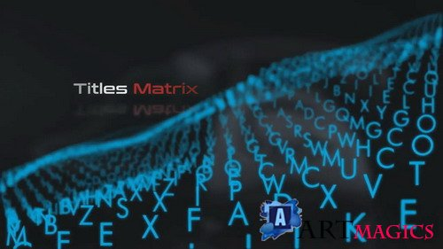 Проект ProShow Producer - Titles Matrix
